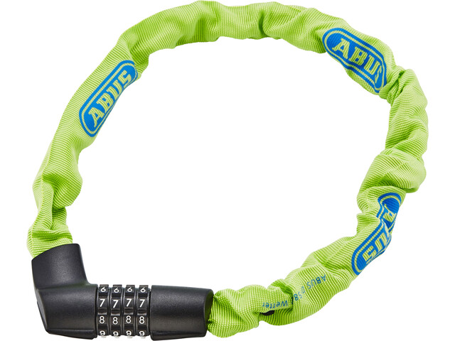 ABUS Tresor 1385/75 Antivol, neon green